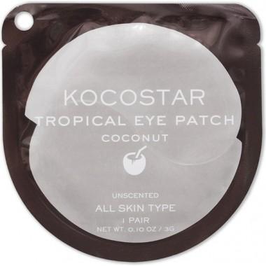 Гидрогелевые патчи для глаз, кокос, 2 шт — Hydrogel eye patches, coconut
