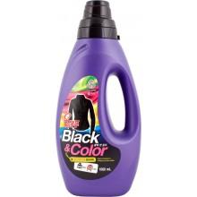 Жидкое средство для стирки, черное и цветное, 1000 мл