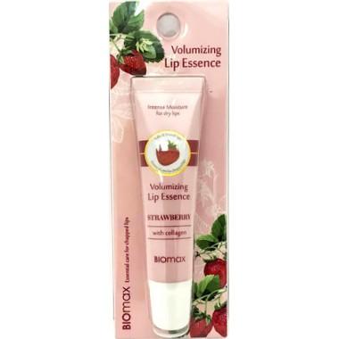 Эссенция для губ с экстрактом клубники Volumizing Lip Essence Strawberry