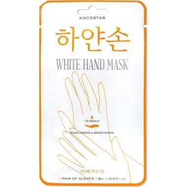 Восстанавливающая маска для рук — White Hand Mask