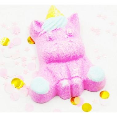 "Бомбочка для ванны ""Крошка единорог"" — Bath bomb ""Baby unicorn"""