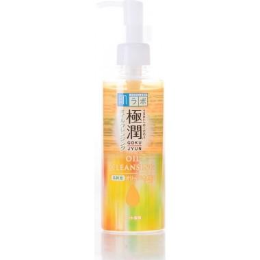 Гидрофильное масло для лица с гиалуроновой кислотой, 200 мл — Gokujyun Oil Cleansing