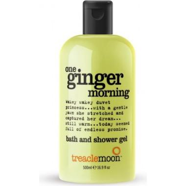 Гель для душа Бодрящий имбирь, 500 мл — One Ginger Morning Bath & Shower Gel