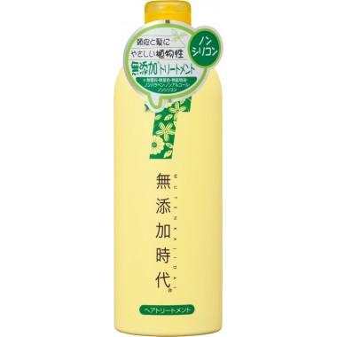 Бальзам для волос для чувствительной кожи головы, 300 мл — Mutenka Jidai Hair Treatment