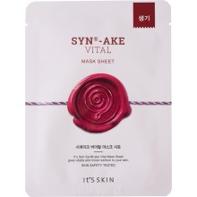 Тканевая маска с пептидом SYN®-AKE, омолаживающая
