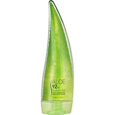 Гель для душа с алоэ вера 92%, 250 мл — Aloe 92% Shower Gel