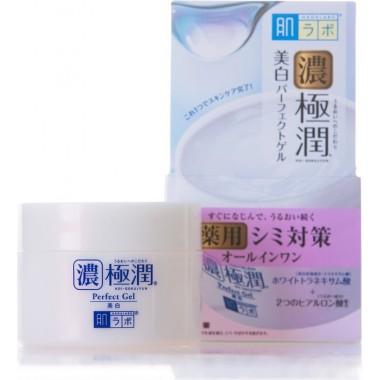 Гиалуроновый гель для лица, выравнивающий тон кожи, 100 г — Gokujyun Whitening Gel