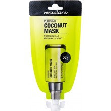 Очищающая кокосовая маска-пленка для лица, 27 г