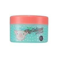Ночная маска для лица с коллагеном Pig-Collagen jelly pack Holika Holika, 80 гр