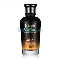 Питательный тоник-лифтинг черная икра Black Caviar Antiwrinkle Skin Holika Holika, 120 мл