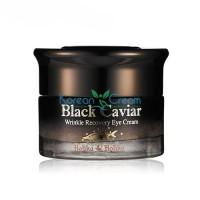 Питательный крем-лифтинг для глаз черная икра Black Caviar Antiwrinkle Eye Cream Holika Holika, 30 мл