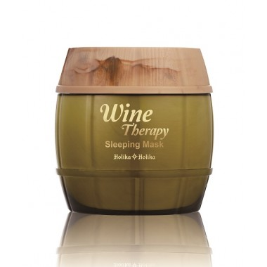 Ночная винная маска-желе белое вино, 120 мл — Wine Therapy Sleeping Mask White