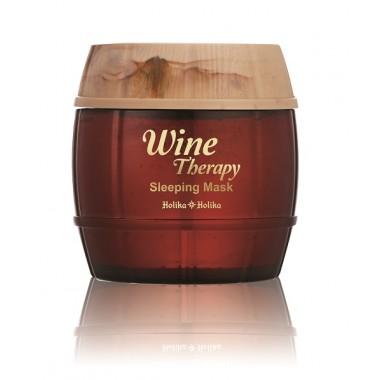 Ночная винная маска-желе красное вино, 120 мл — Wine Therapy Sleeping Mask Red