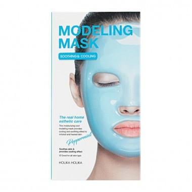 Альгинатная маска для лица мятная, 200 г — Modeling Mask (Peppermint)
