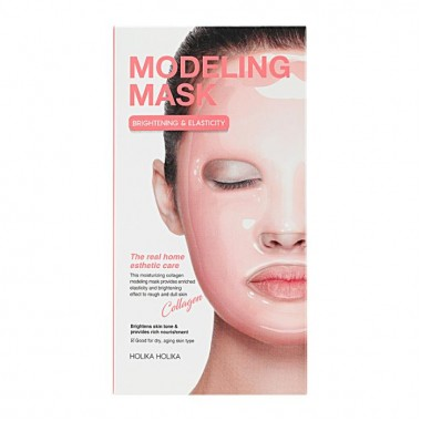 Альгинатная маска для лица коллагеновая, 200 г — Modeling Mask (Collagen)