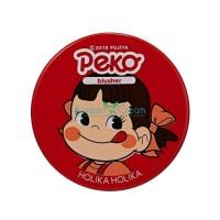 Желейно-кремовые румяна оттенок 01 вишня Peko Jjang Melty Jelly Blusher Holika Holika