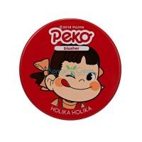 Желейно-кремовые румяна оттенок 02 апельсин Peko Jjang Melty Jelly Blusher Holika Holika
