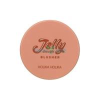 Гелевые румяна тон 01 абрикосовый Jelly Dough Blusher Holika Holika, 4,2 гр