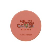 Гелевые румяна тон 02 коралловый Jelly Dough Blusher Holika Holika, 4,2 гр