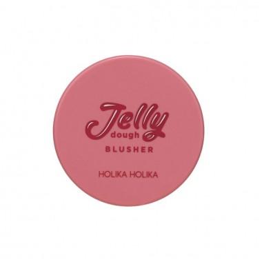 Гелевые румяна, тон 03 - розовы, 4,2 г — 03 Jelly Dough Blusher