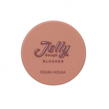Гелевые румяна, тон 04 - ореховый, 4,2 г — 04 Jelly Dough Blusher