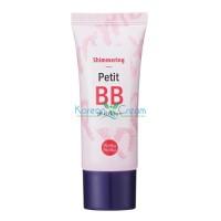BB крем для лица сияние Petit BB Shimmering SPF45 PA+++ Holika Holika, 30 мл