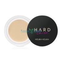 Консилер кремовый оттенок 03 натуральный бежевый Hard Cover Cream Concealer Holika Holika, 6 гр