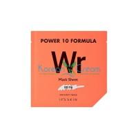 Тканевая маска лифтинг Power 10 Formula Mask Sheet WR It's Skin