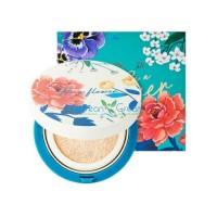 Кушон-хайлайтер для лица золотой Be A Flower 02 Gold It's Skin, 15 гр