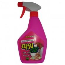 Жидкое средство для удаления пятен с одежды c апельсиновым маслом, 600 мл