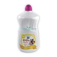 Кондиционер для детского белья Baby Step Fabric Softener KMPC, 1100 мл