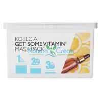 Тканевая маска с витамином C Get Some Vitamin C Mask Pack KOELCIA, 30 шт