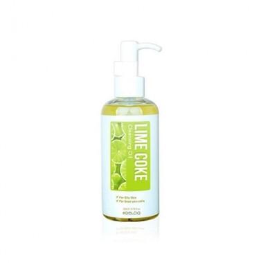 Гидрофильное масло с экстрактом лайма, 200 мл — Lime Coke Cleansing Oil