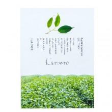 Тканевая маска для лица с зеленым чаем