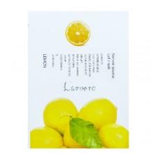 Тканевая маска для лица с экстрактом лимона