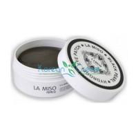 Гидрогелевые патчи для кожи вокруг глаз с черным жемчугом Black Pearl Hydrogel Eye Patch LA MISO, 60 шт