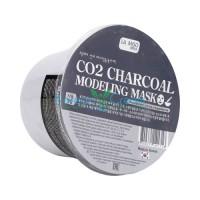Альгинатная маска с углем для жирной и комбинированной кожи Modeling Mask Charcoal LA MISO, 28 гр