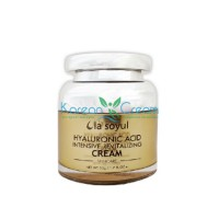 Крем для лица омолаживающий с гиалуроновой кислотой Hyaluronic Acid Intensive Revitalizing Cream La Soyul, 50 г