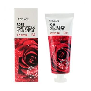 Крем для рук увлажняющий с экстрактом розы, 100 мл — Rose Moisturizing Hand Cream