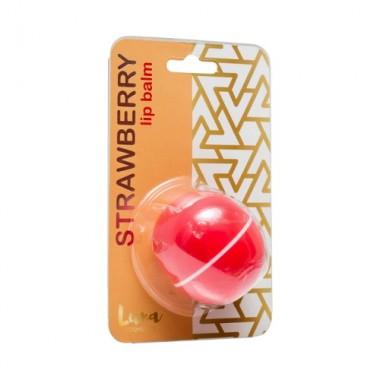 Бальзам для губ со вкусом клубники, 7 г — Strawberry Lip Balm