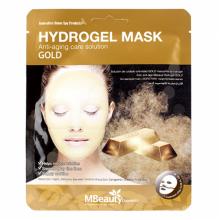 Антивозрастная гидрогелевая маска с золотом