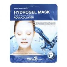 Увлажняющая гидрогелевая маска с коллагеном