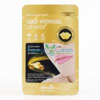 Гидрогелевые патчи для губ с золотом Gold Hydrogel Lip Patch MBeauty