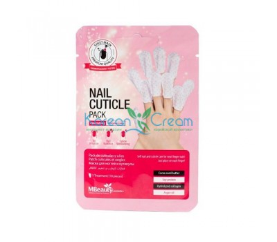 Маска для ногтей и кутикулы Nail Cuticle Pack MBeauty, 4,5 г