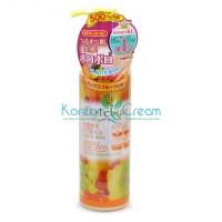 Очищающий пилинг-скатка с AHA и BHA кислотами с эффектом сильного скатывания Mixed Fruits Meishoku, 180 мл