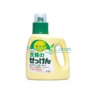 Жидкое средство для стирки на основе натуральных компонентов (для хлопка) MIYOSHI, 1200 мл