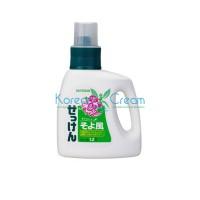 Жидкое средство для стирки универсальное MIYOSHI, 1200 мл