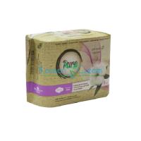 Прокладки гигиенические женские Normal Dry l240 n8 Pure, 8 шт