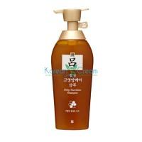 Шампунь для глубокого питания волос Deep Nutrition Shampoo Ryo, 500 мл