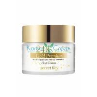 Антивозрастной крем с золотом 24K Gold Premium First Cream Secret Key, 50 гр